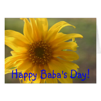 IMG_0479, Happy Baba's Day! Card