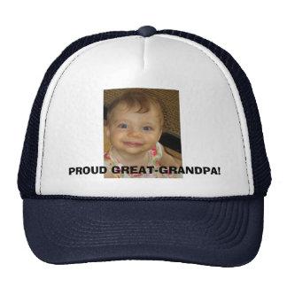 IMG_0531, PROUD GREAT-GRANDPA! CAP