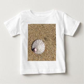 IMG_0578.JPG  Sandollar seashell on beach Baby T-Shirt