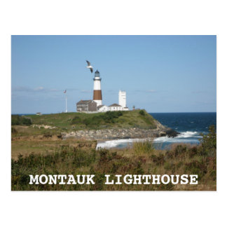 IMG_1012, MONTAUK LIGHTHOUSE POSTCARD