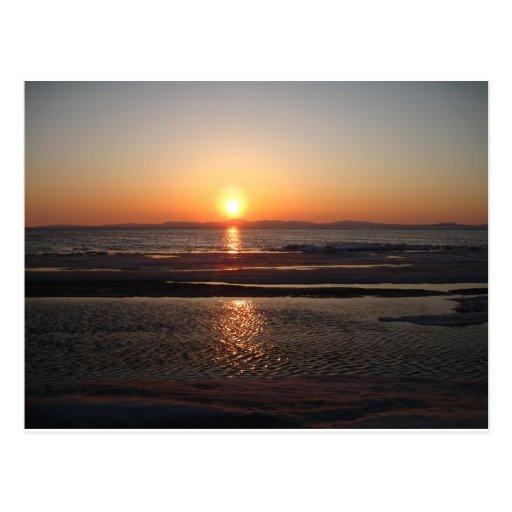 IMG_1043 Alaskan Sundown Post Cards