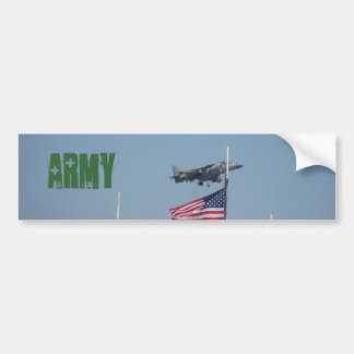IMG_2506, Army Bumper Sticker
