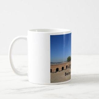IMG_3656, Barcelona Fortress Basic White Mug