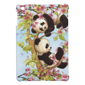 IMG_7386.PNG  cute and colorful panda designed iPad Mini Case