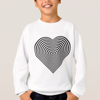 IMG_7745.PNG.customizable Heart maze design Sweatshirt