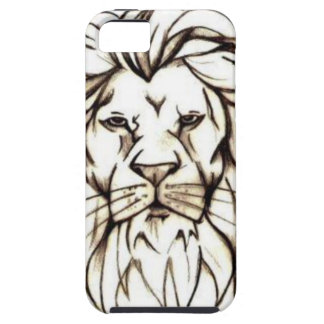 IMG_7779.PNG brave lion design Case For The iPhone 5