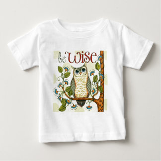 IMG_7786.PNG be wise  apparel Baby T-Shirt