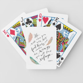 IMG_7795.PNG scripture designed products Bicycle Playing Cards
