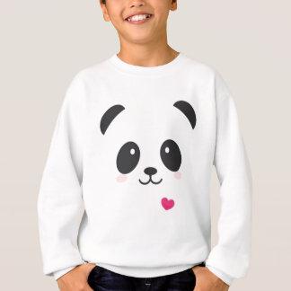 IMG_8748.PNG panda lovers apparel Sweatshirt