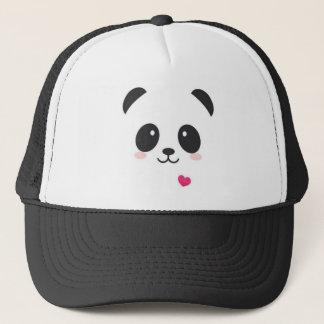 IMG_8748.PNG panda lovers apparel Trucker Hat
