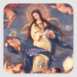 Immaculate Conception Stickers