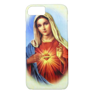 Immaculate Heart of Blessed Virgin Mary iPhone 7 Case