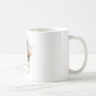 Immaculate Heart of Mary Basic White Mug