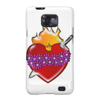 Immaculate Heart of Mary Galaxy S2 Covers
