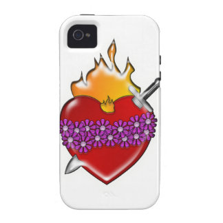 Immaculate Heart of Mary iPhone 4 Case
