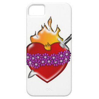 Immaculate Heart of Mary Barely There iPhone 5 Case