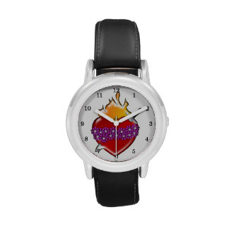 Immaculate Heart of Mary Wristwatches