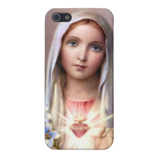 Immaculate Heart of Mary iPhone 4/4S case