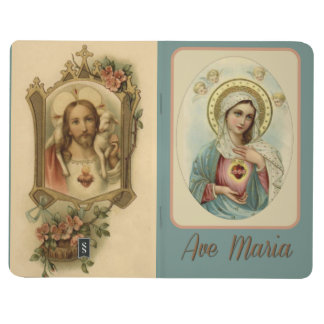 Immaculate Heart of Mary & Jesus Bullet Journal