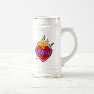 Immaculate Heart of Mary Beer Steins