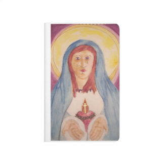 Immaculate Heart of Mary Pocket Journal