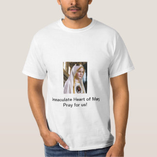Immaculate Heart of Mary Pray for us! Tee Shirts