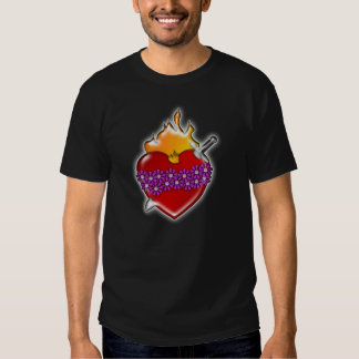 Immaculate Heart of Mary T Shirts