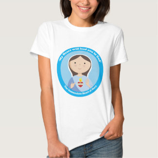 Immaculate Heart of Mary Tee Shirts