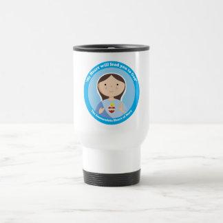 Immaculate Heart of Mary Travel Mug