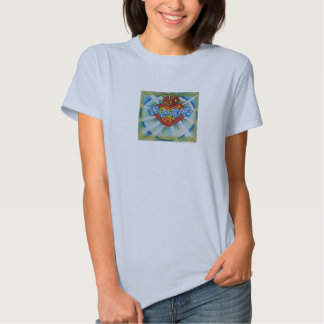 Immaculate Heart of Mary Womens and Mens Shirt