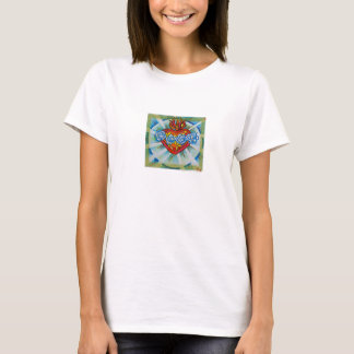 Immaculate Heart of Mary Women's T Shirt