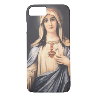 Immaculate Heart Virgin Mary iPhone 7 iPhone 7 Case