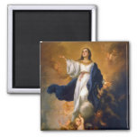 Immaculate Mary Fridge Magnet