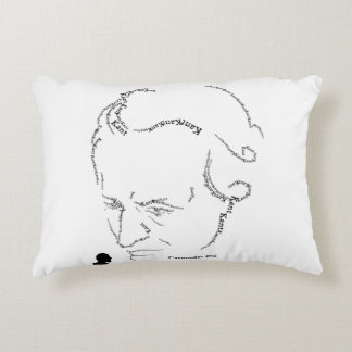 Immanuel Kant Pillow
