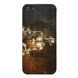 Immersive Technology and Music Sound Experience iPhone 5 Cases