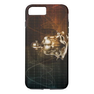 Immersive Technology and Music Sound Experience iPhone 7 Plus Case