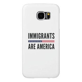 Immigrants Are America Samsung Galaxy S6 Cases