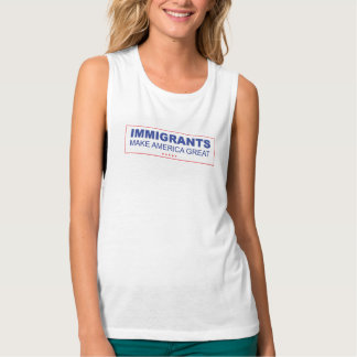 Immigrants Make America Great Singlet