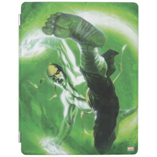 Immortal Iron Fist Kick iPad Cover