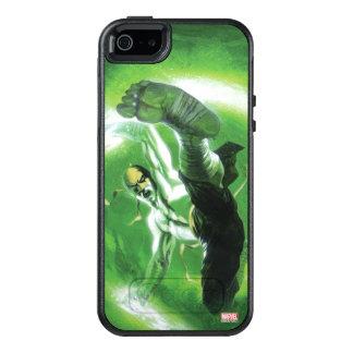 Immortal Iron Fist Kick OtterBox iPhone 5/5s/SE Case