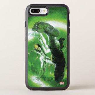 Immortal Iron Fist Kick OtterBox Symmetry iPhone 8 Plus/7 Plus Case