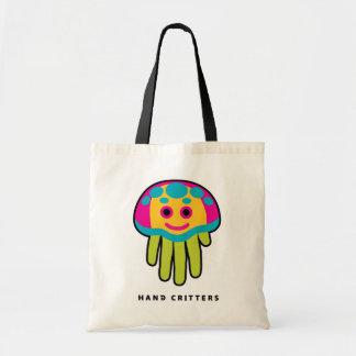 Immortal Jellyfish Sting Tote Bags