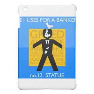 immortalised...vandalised... occupy wall street iPad mini cases
