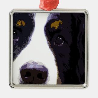 """IMPACT -color- Metal Ornament"