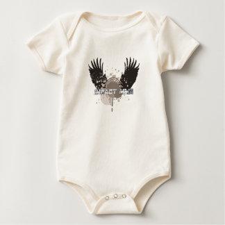 impact mma baby bodysuit