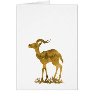Impala Card