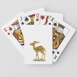 Impala Poker Deck