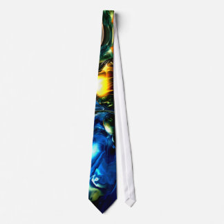 Impassioned Abstract Tie