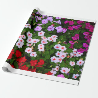 Impatiens Wrapping Paper