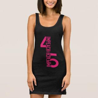 IMPEACH #45 RESIST SLEEVELESS DRESS